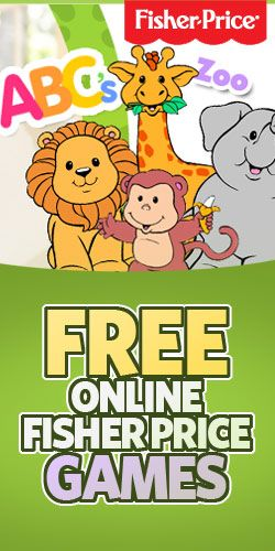 Free Online Fisher Price Games Free online games, Cool