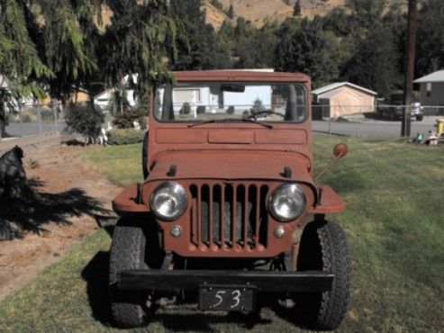 Image for Great Willys Jeep For Sale Craigslist | old jeep | Jeep