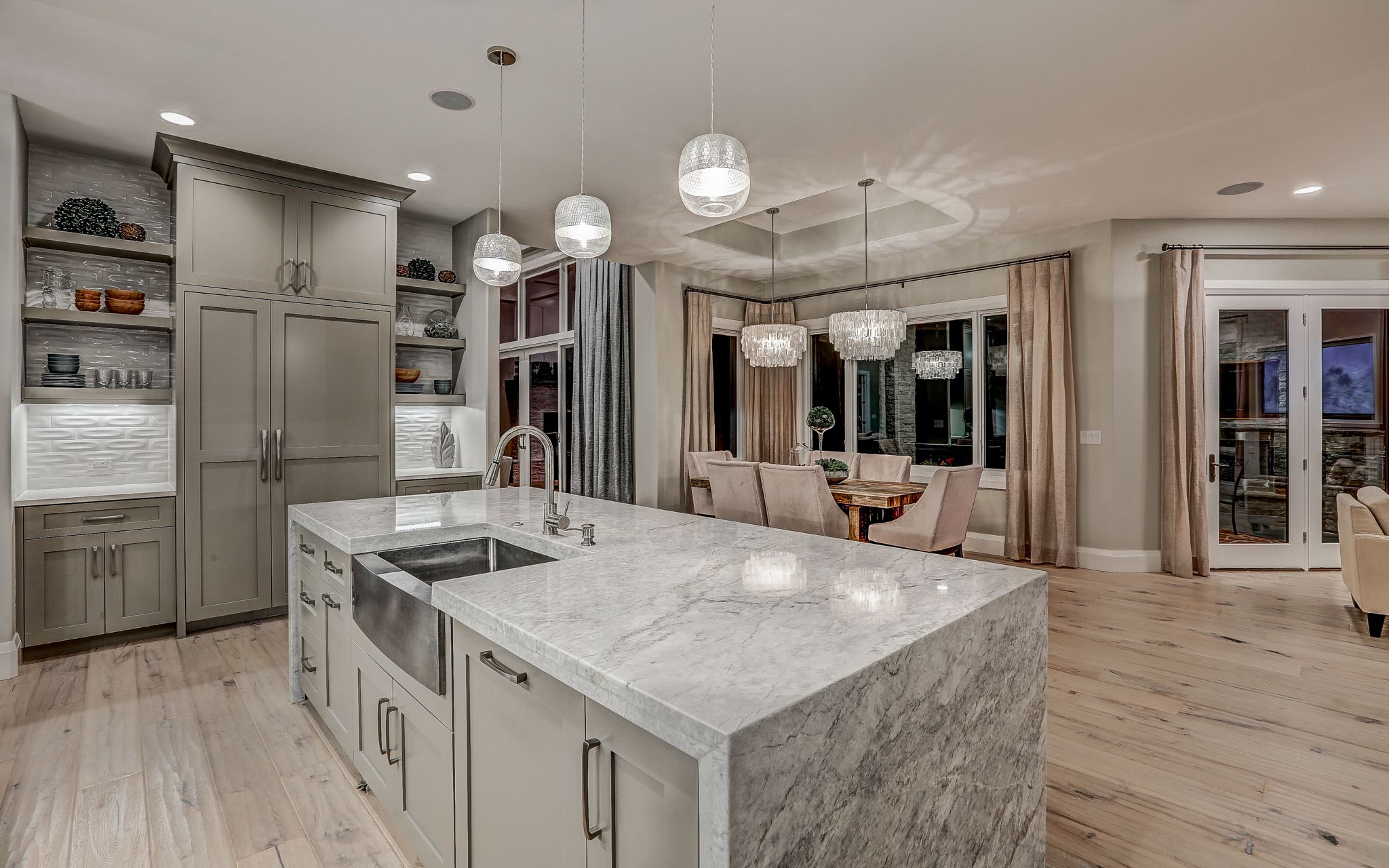 Galiant Custom Homes Cathedral Pines Black Forest Colorado