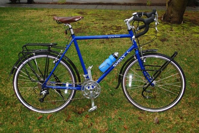Surly Long Haul Trucker   Touring Bicycle Review   Surly LHT