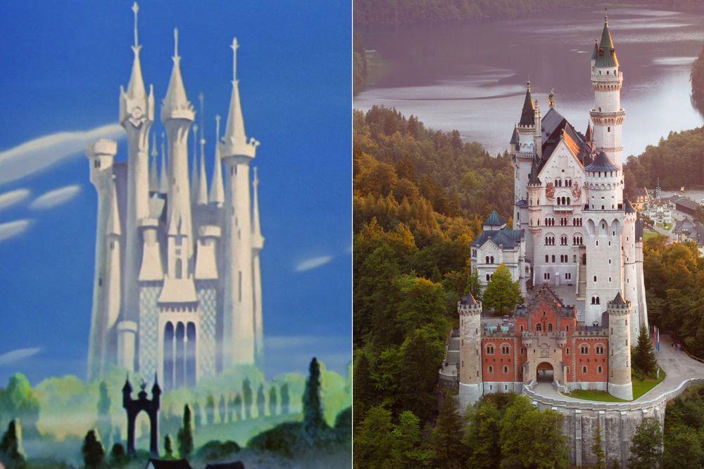 Disney Reiseziele Magische Orte Disney Disneyreisen Areisen Disney Disney World Disney Schloss