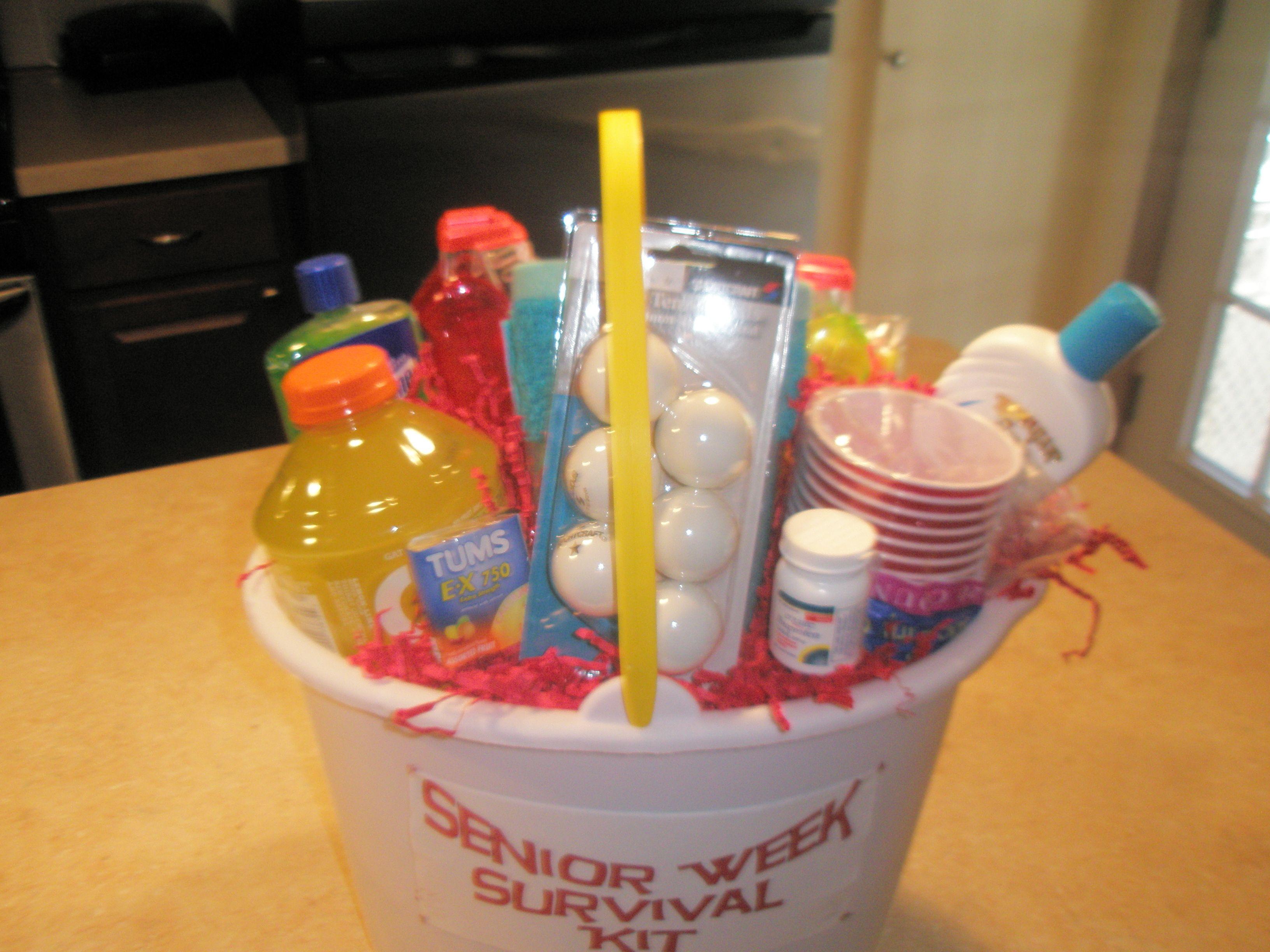 30 Senior Spirit Week Ideas |Senior Week Ideas