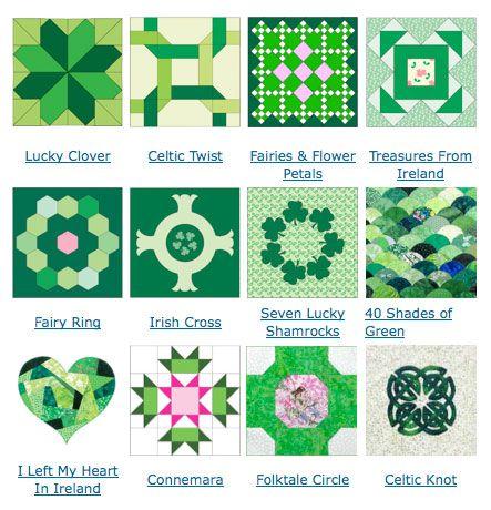 Friday Freebie: Irish Quilt Block Patterns | McCall's Quilting ... : mccalls quilt blocks - Adamdwight.com