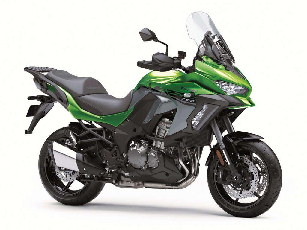 2020 Kawasaki Versys 1000 Abs Lt Guide Motos Doble Proposito