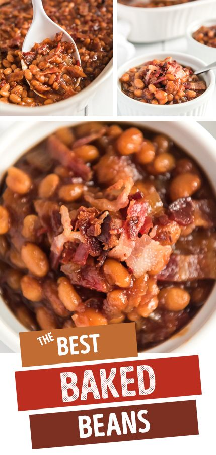 BEST BAKED BEANS RECIPE images