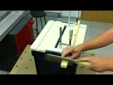 Bosch/Sortimo L-Boxx - Mobiler Werktisch - YouTube