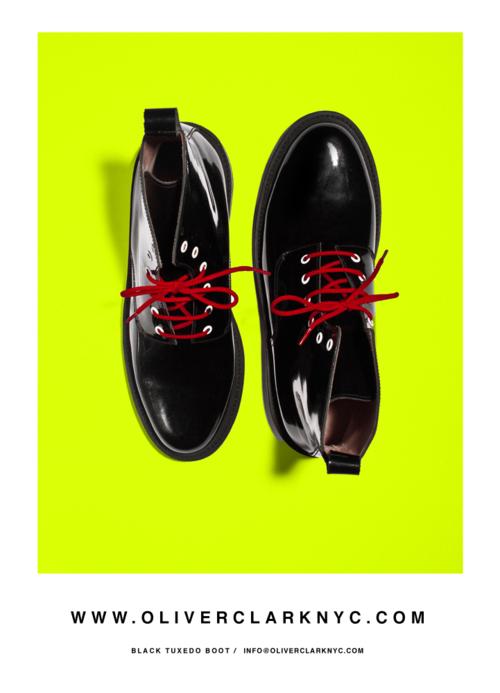 OC FALL 12 Tuxedo Boot