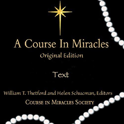 A Course In Miracles In 2020 Course In Miracles Audio Books