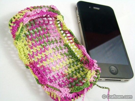 30 Stylish Diy Crochet Phone Cases Projects To Try Crochet Phone