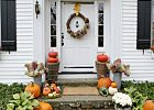 3 Tips for Your Fall Front Door Display
