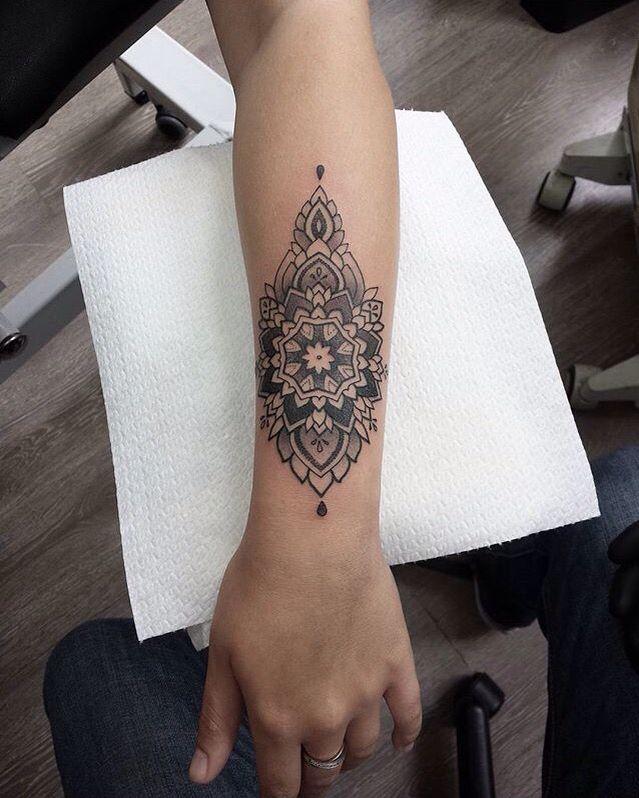 Mandala Tattoo Arm Cosmic Karma Tattoos Tattoos Mandala