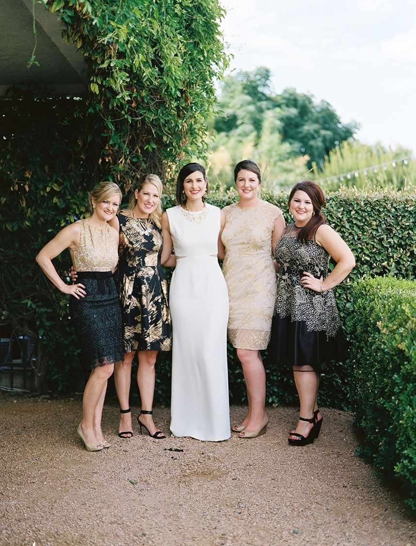 Neiman marcus dresses for weddings  Modern Wedding Captured by Ben Q Photography  Bridal gowns and