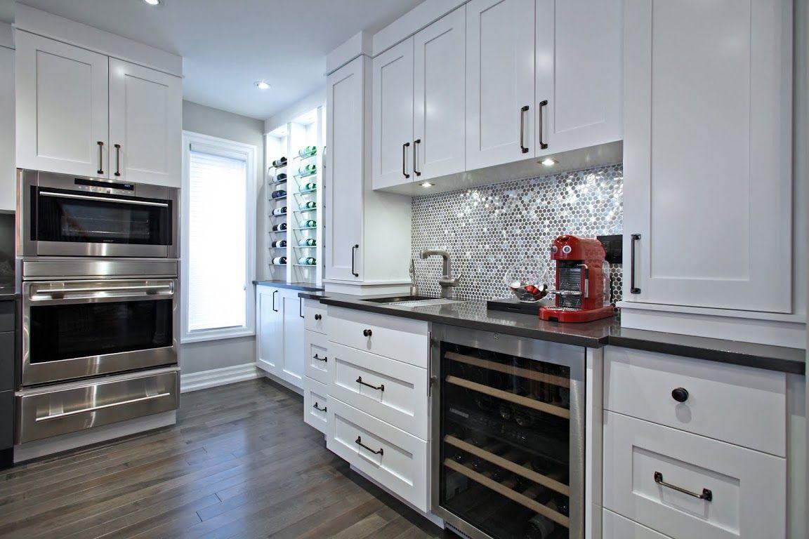 Metal by Ceragres #tiles #kitchen #backsplash | cuisine | Pinterest ...