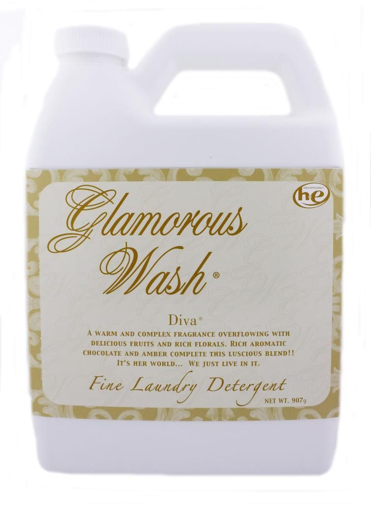 Tyler Candle Glamorous Wash Diva Detergent Available In 4 Oz