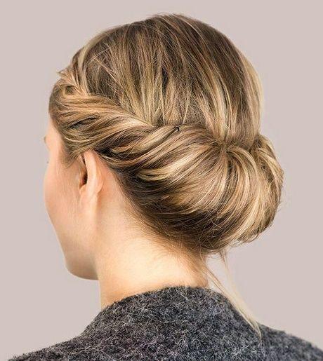 Leichte Hochsteckfrisuren Für Mittellange Haare Frisuren Hair