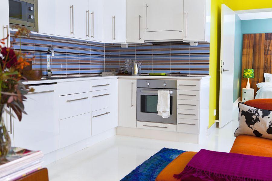 Köksinspiration: Färg - Sköna hem