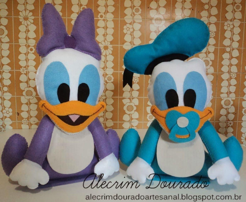 Molde+Baby+Disney+Donald+Margarida.JPG (1186×973) | meu bebezinho ...