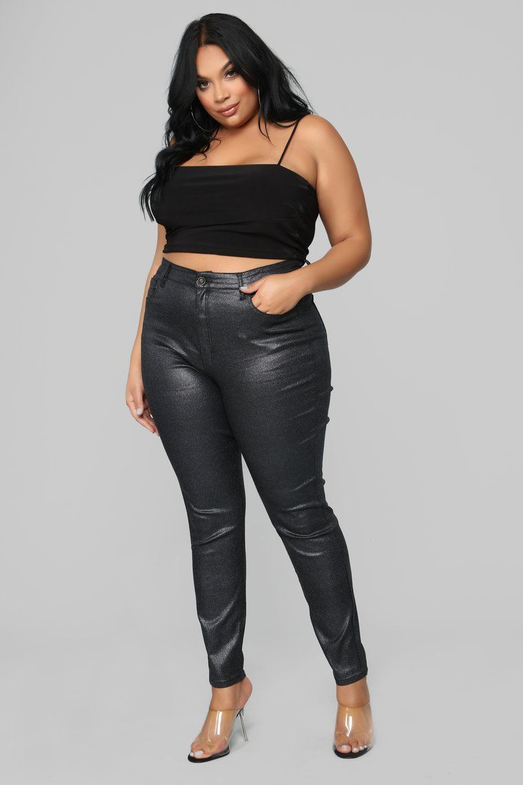 Bondage pants plus size