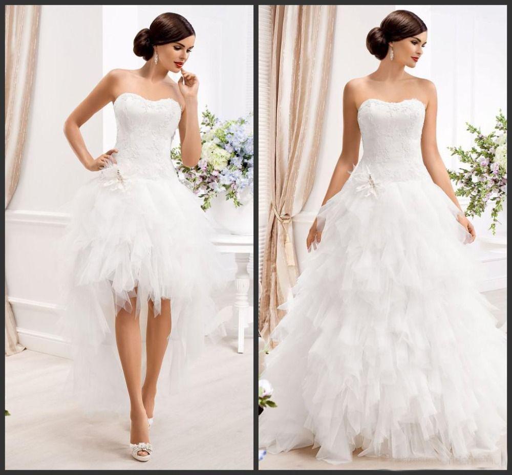 Pas cher robes de mari e deux pi ces robe de bal robes de for Magasins de robe de mariage miami