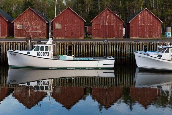Lobster Island Boats