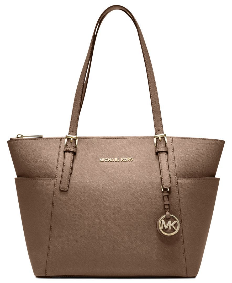 If No Saddleback Leather Then Michael Michael Kors Jet Set East West Top Zip Tote In Claret This One Michael Kors Clutch Michael Kors Tasche Damenhandtaschen