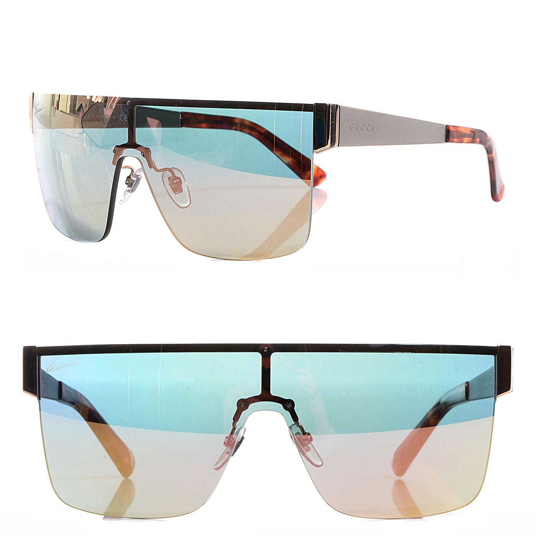 2533dbb053 Gucci Rimless Glasses « One More Soul