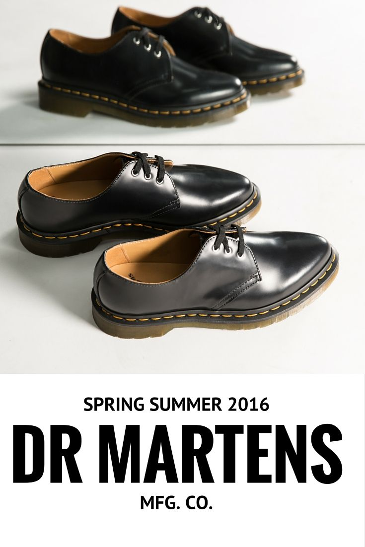 6848b5cc739 Think feminine with the pointed toe and shiny finish. You can t go wrong  with a classic pair of Dr Martens