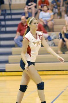 Benson Earns Spot On Cacc All Tournament Team College Athletics College Junior Athlete