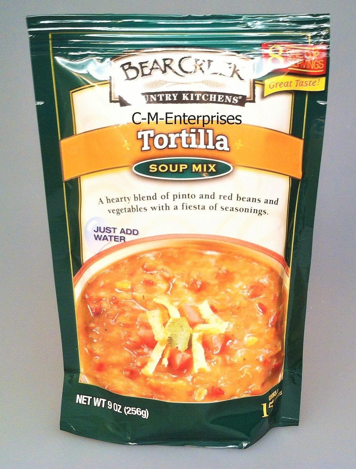 6 41 bear creek country kitchens tortilla soup mix 8 8 oz ebay rh in pinterest com Bear Creek Country Kitchens 10Z Bear Creek Country Kitchens Coupons