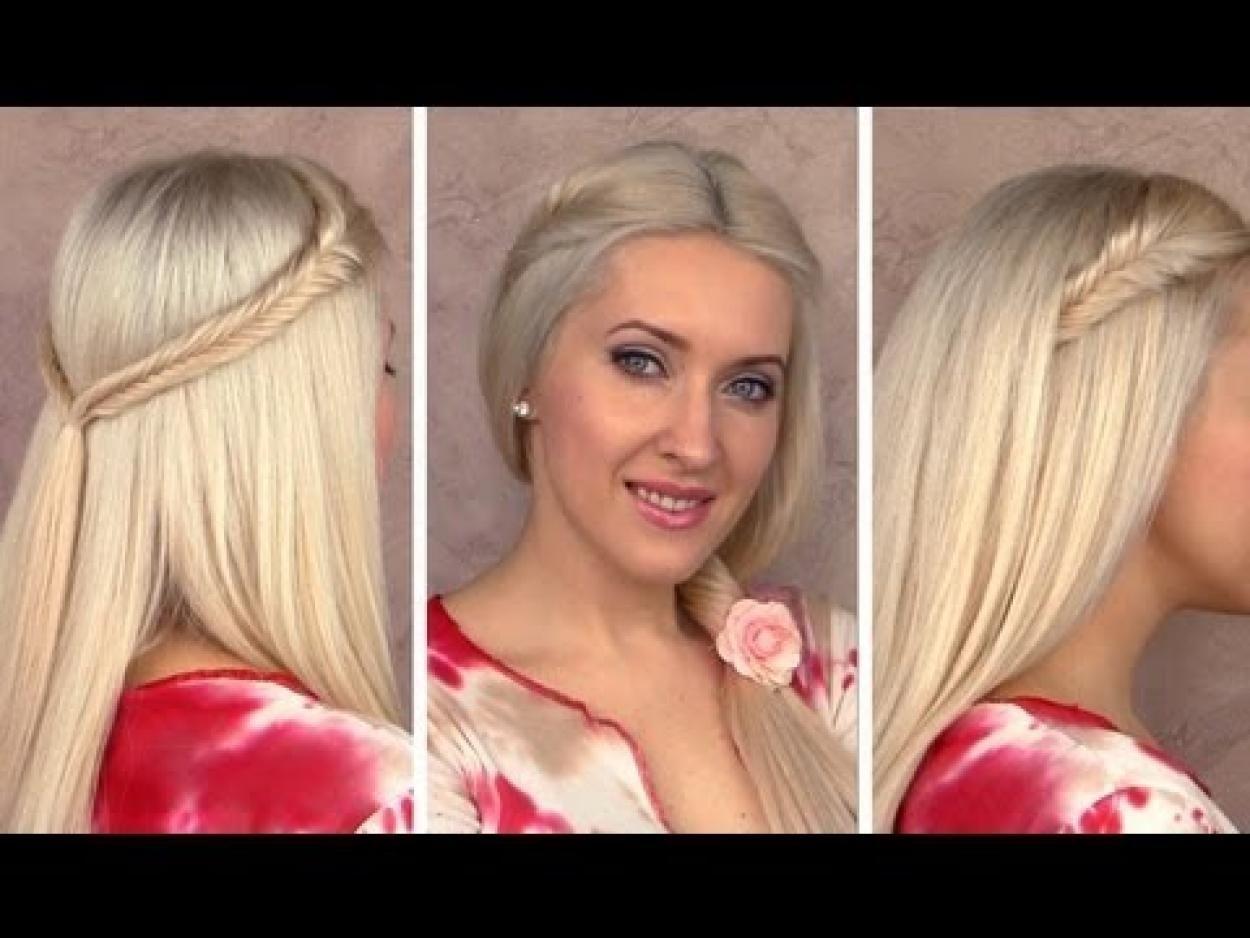 Easy back to school hairstyles easy cute back to school hairstyles