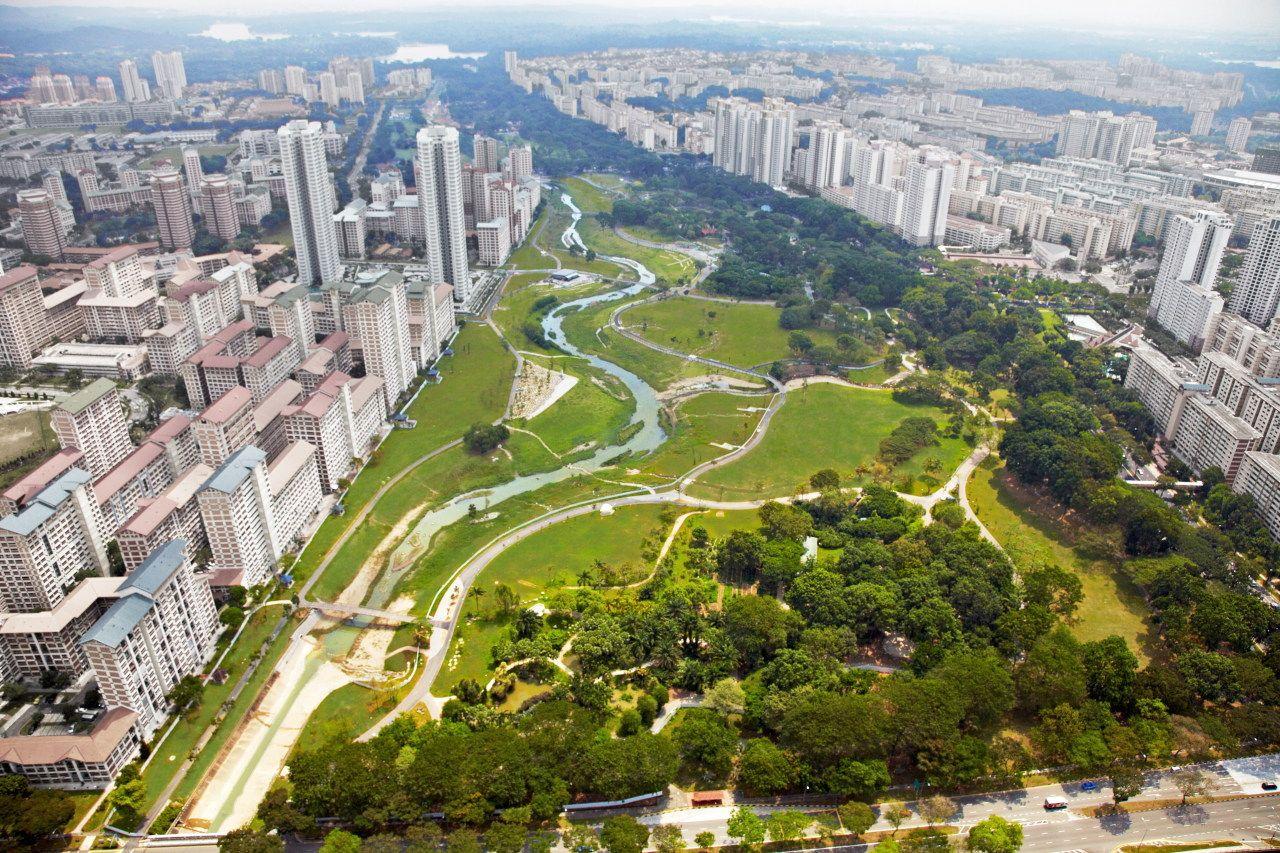 Urban Green Corridor 的图片搜索结果 With Images Landscape Architecture Parking Design World Architecture Festival