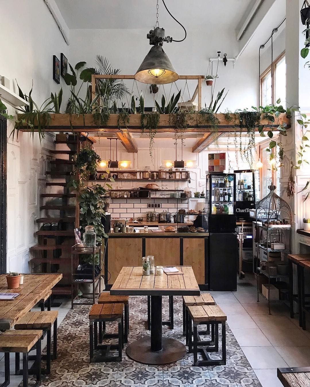 Tag Someone You Would Bring Here For A Breakfast Richardleemassey From Hippie Tribe Commen Cafe Interior Design Cafe Interior Coffee Shops Interior