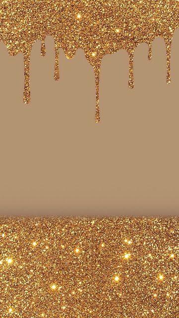 a7df63067034 FONDO DE PANTALLA   oro y brillantina BY  coralito gamer