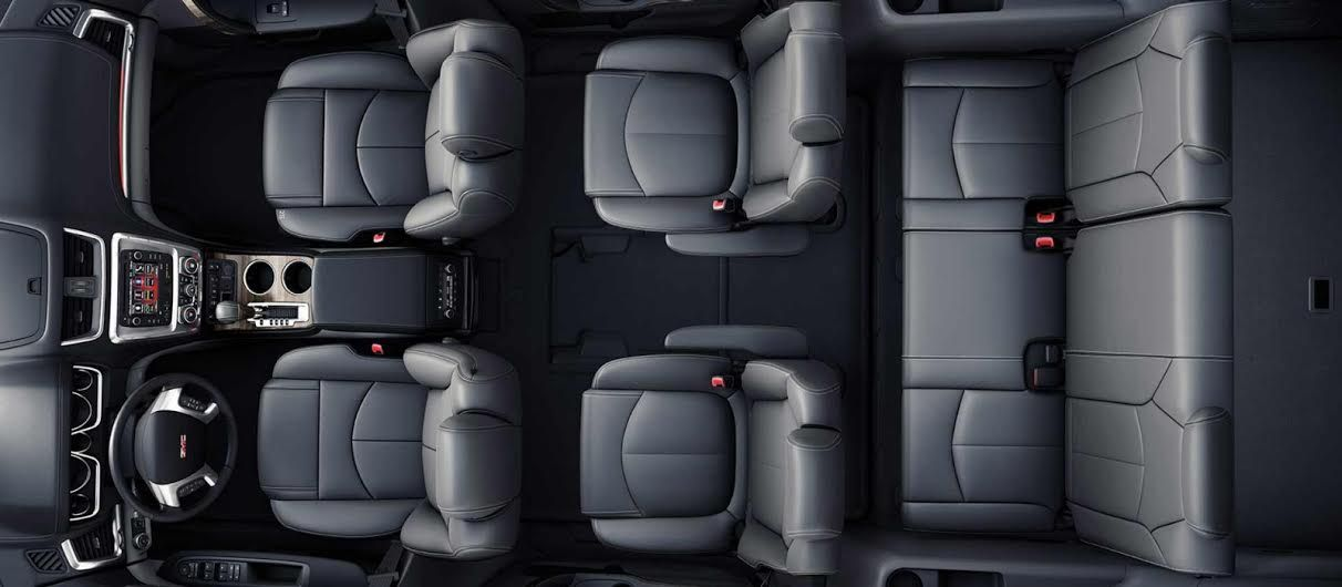 Create A Seating Arrangement That Offers The Best Seat In The House To All Your Passengers That S Just One Benefi Mid Size Suv Crossover Cars Best Midsize Suv