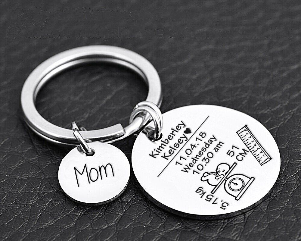 First mothers day gift wife gift birth announcement