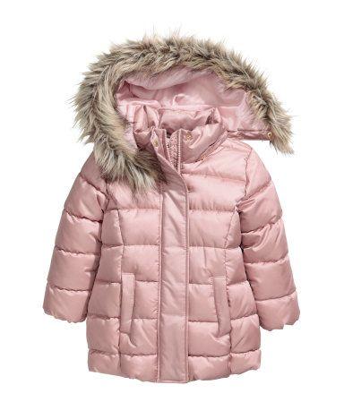 fda00177f Padded Jacket with Hood