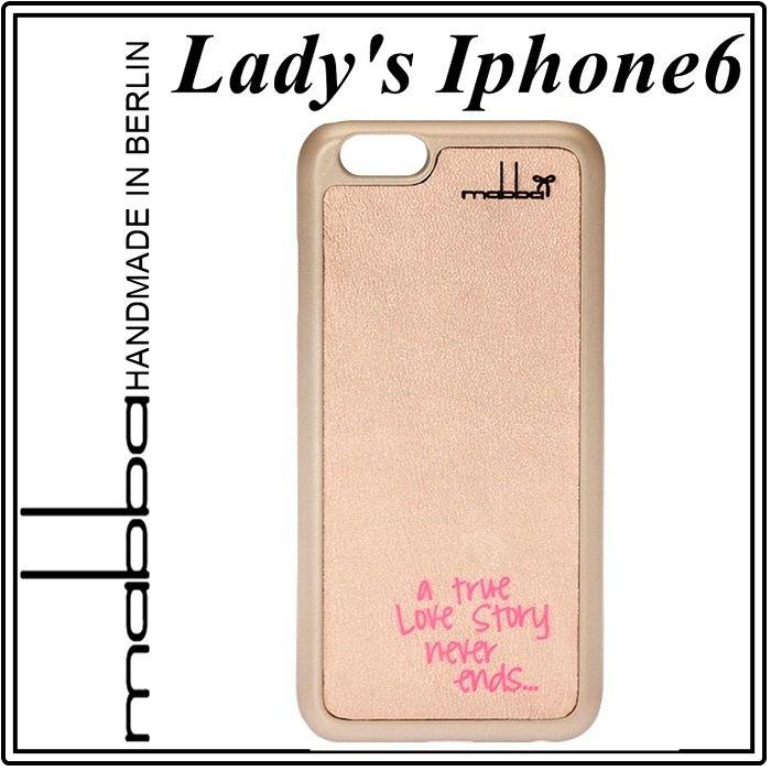 mabba マッバ ドイツ デザイン 愛の物語 第2章 iphone6ケース レザー 愛の言霊 iphone 6 ケース 本革 カバー アイフォンシックス 海外 ブランド