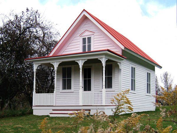 Diy Bodega House Plan Anywhere The Tiny House Movement Small Houses With Big Hearts Cottage Style House Plans Tiny Cottage Tumbleweed Tiny Homes