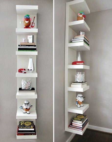 50 Desain Rak Dinding Minimalis (Termasuk Rak Buku ...