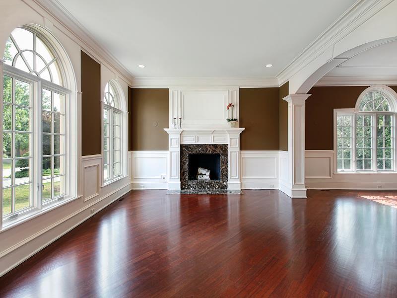 16+ Living room wooden floor tiles ideas