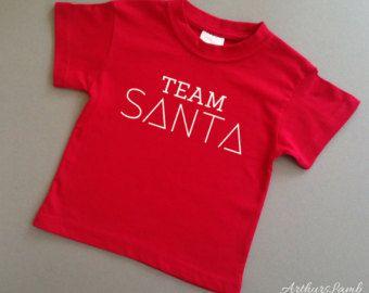 c2470852f5 Team Santa T Shirt