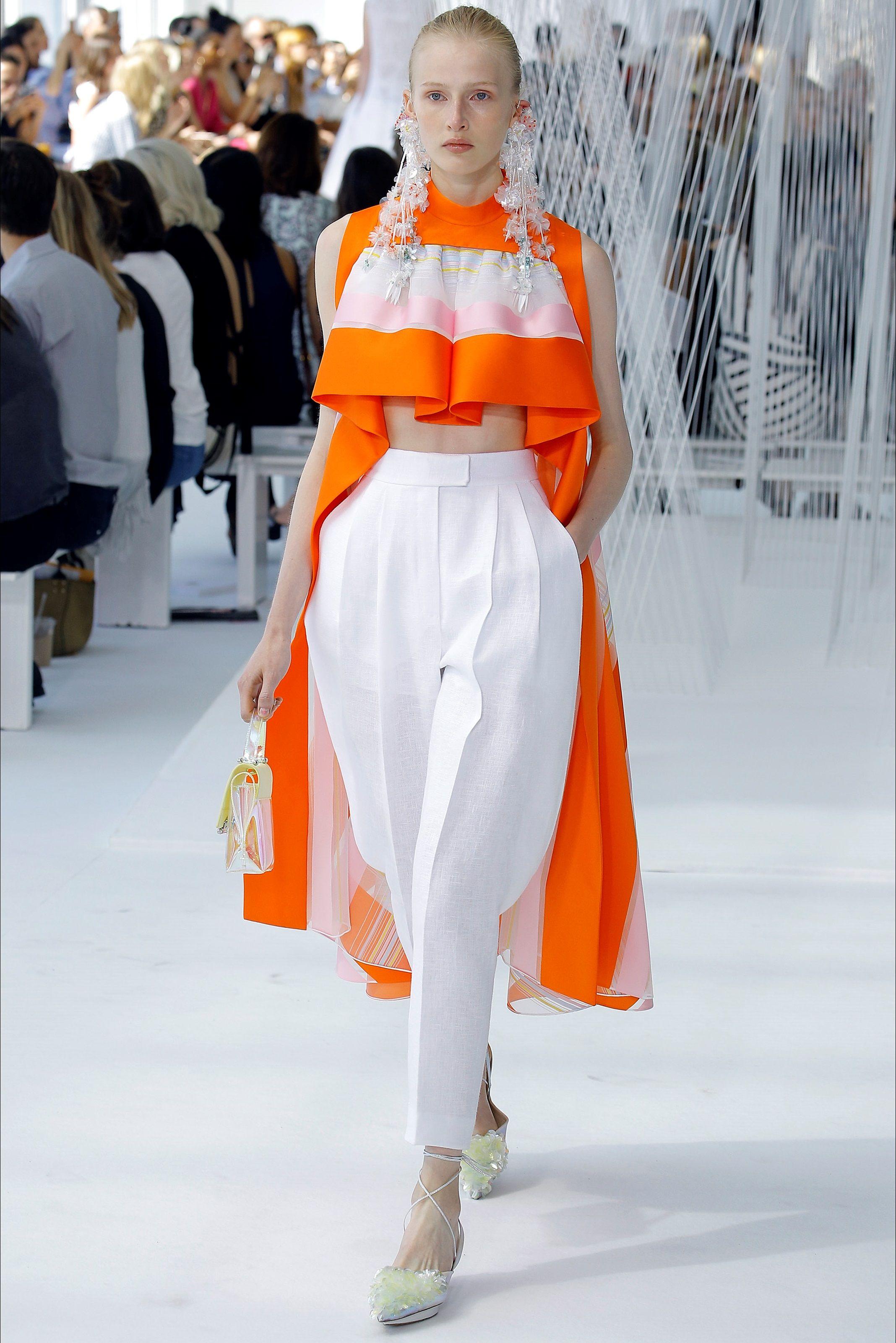 Sfilata Delpozo New York - Collezioni Primavera Estate 2017 - Vogue