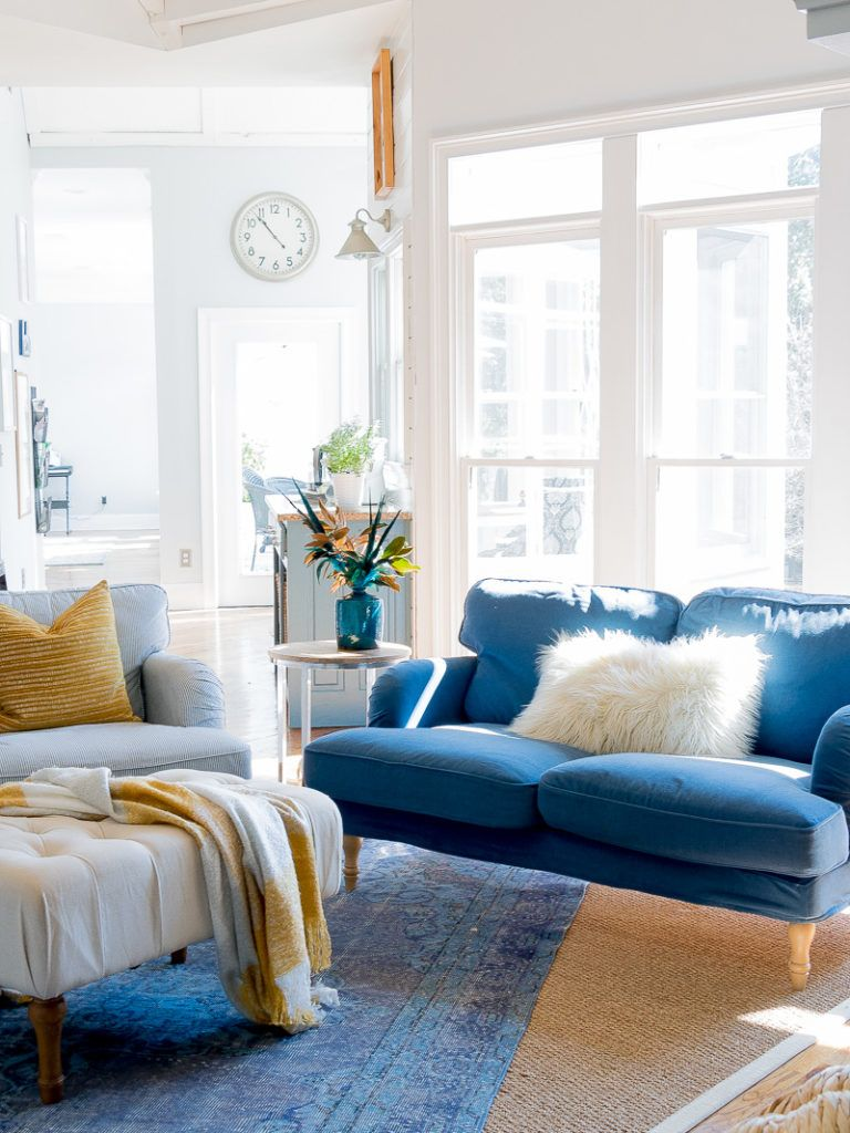 12 Ideas To Usher In Fall With Mustard The Color Living Room