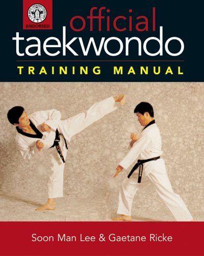 Taekwondo Training Manual - training manual