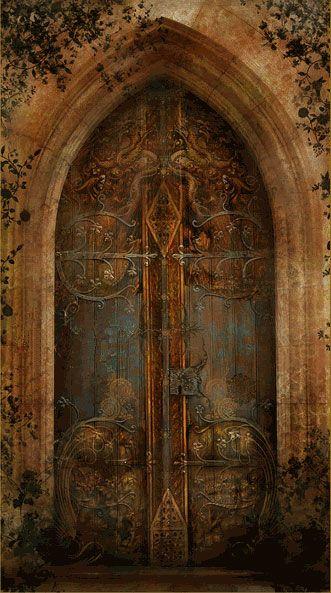 Enchanted door & Enchanted door | Kyau0027s 16th b.day planning | Pinterest | Doors ... pezcame.com