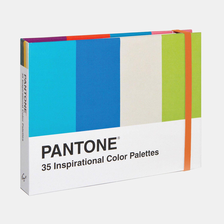 pantone 35 inspirational color palettes book colour 503 2607 c