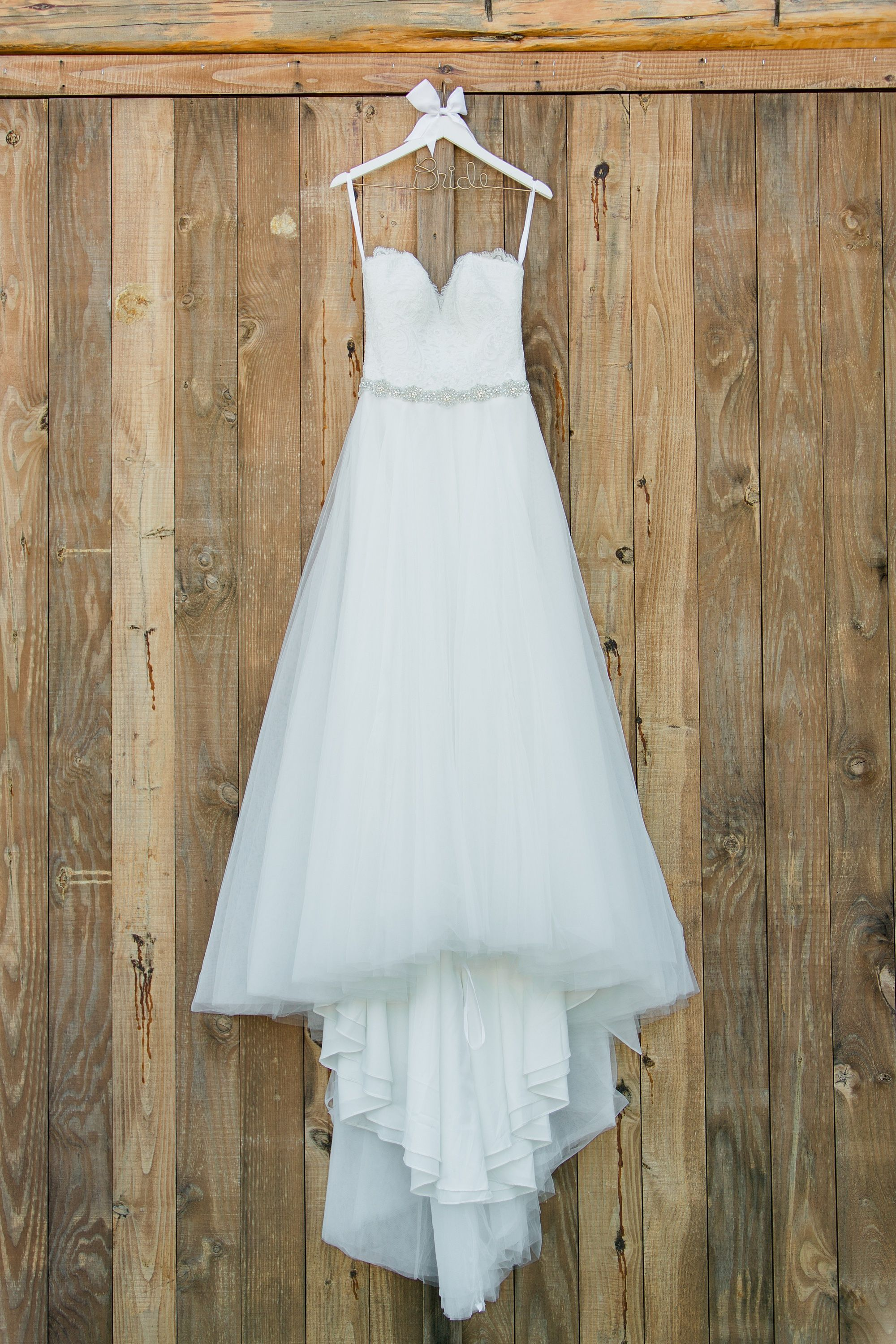 Dresses for a country wedding  Beautiful wedding gown for an outdoor wedding  Kicking Off their