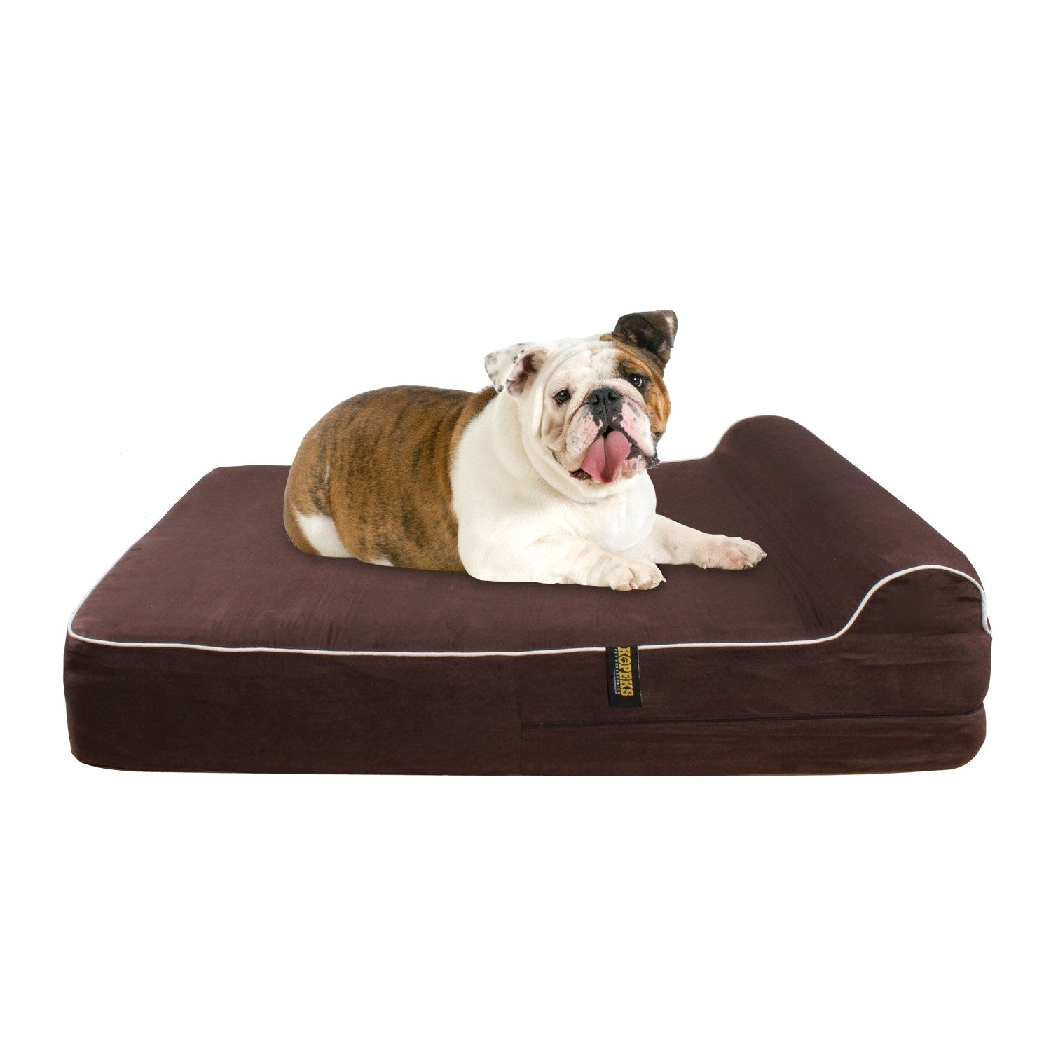 Dark Chocolate Orthopedic Bed       Deal of the day >>>   http://bit.ly/1PsVwyL