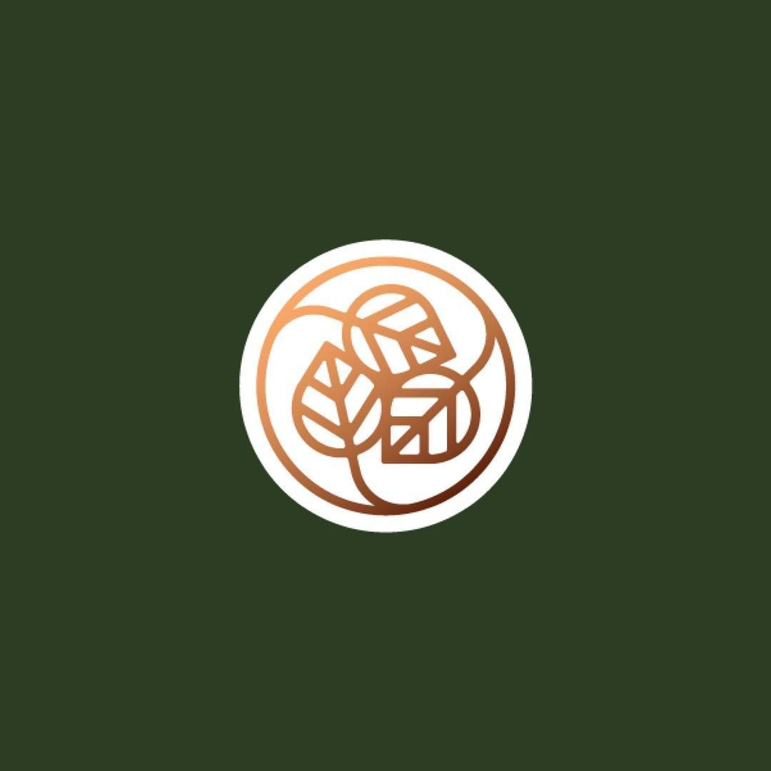 Leaves by Sandro Laliashvili @sandrolaliashvili - LEARN LOGO DESIGN  @learnlogodesign @learnlogodesign - Want to be featured next? Follow us and tag #logoinspirations in your post
