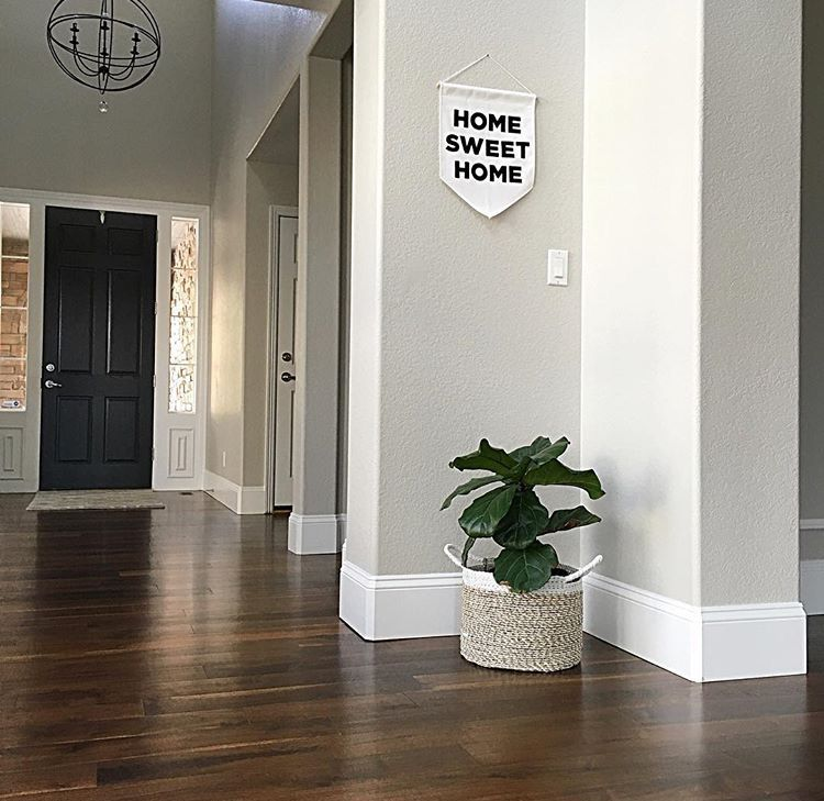 7 25 Inch Wide Baseboards Baseboard Styles Home Decor Moldings And Trim